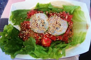 Iz It Tofu Taco