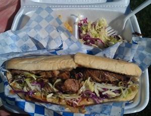 Le Bon Cuisine Pork Sandwich