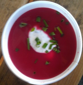 Beet Soup