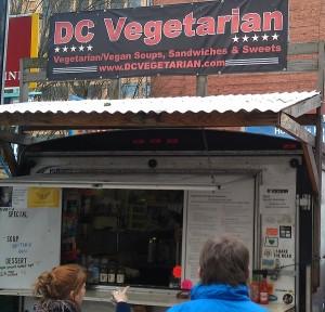 DC Vegetarian