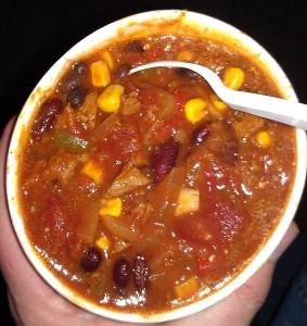 Seitanic Chili